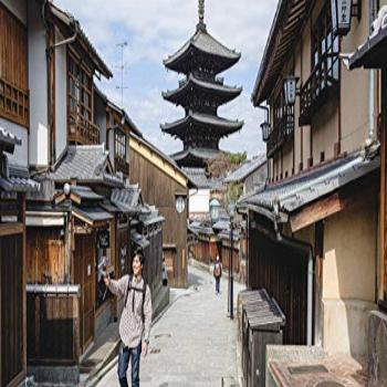 Discover Kyoto, the old capital of Japan: virtually shop and