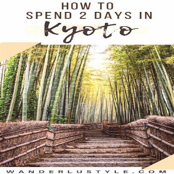 How To Spend 2 Days in Kyoto, Japan - Bamboo Forest, Deer Park, Monkey Forest, Kyoto Travel, Japan