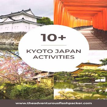 Kyoto Things To Do - 10+ Kyoto Attractions Kyoto Japan Travel Activities | Visit intriguing Kyoto f