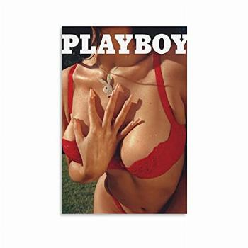 YINS-Shop Kylie Jenner Playboy Poster Canvas Posters