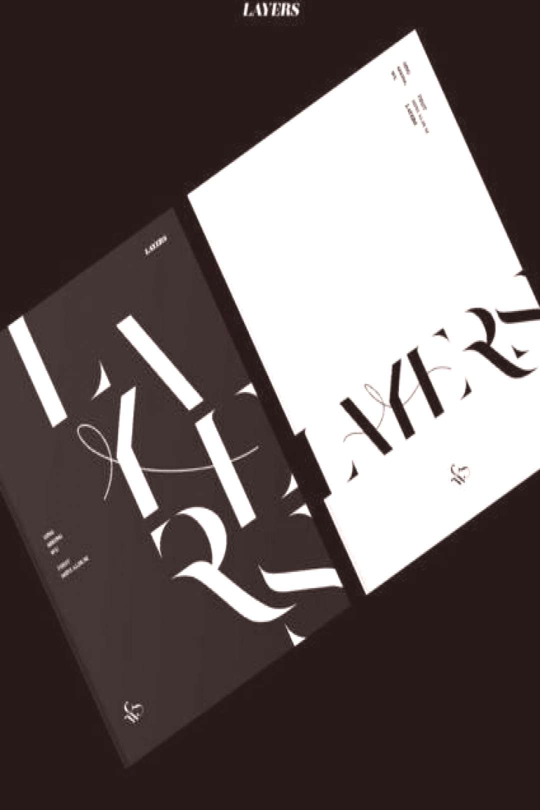 ONG SEONG WOO - LAYER [White+Black ver. SET] 2CD+2PO Benefit+2Folded Poster ⭐ | 100% Quality Gua